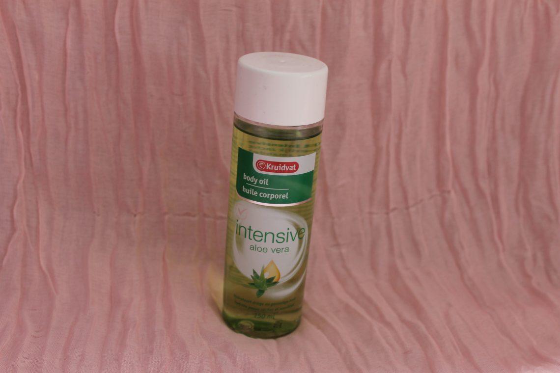 Aloe Vera Body Oil