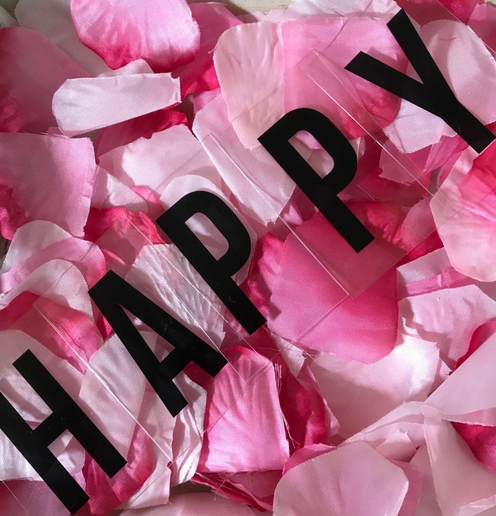 Doe jij wat jou gelukkig maakt