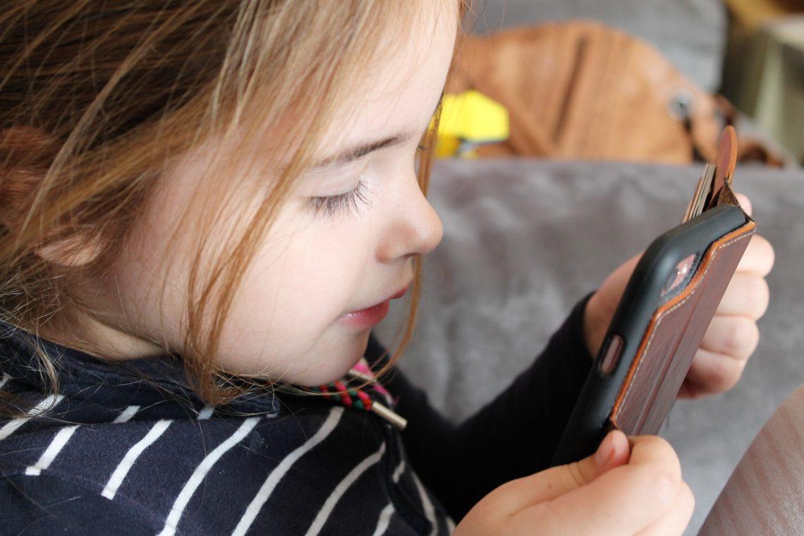 Kinderen en beeldschermen